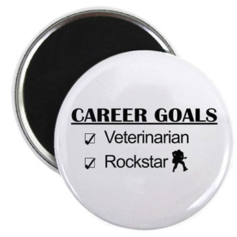 Career Goals Button